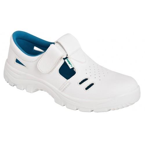 Sandale de protectie  VOG S1 SRC ALBE