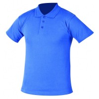 Tricou Polo NORA Albastru Electric