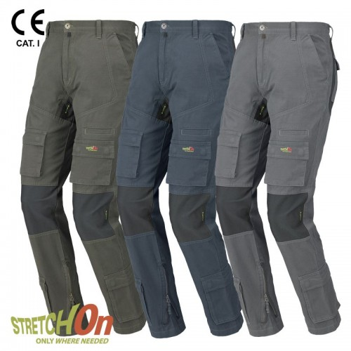 Pantaloni in talie stretch HORNER