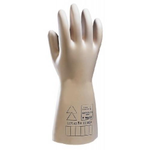 Manusi electroizolante de joasa tensiune clasa 00 500V ( 360 mm )